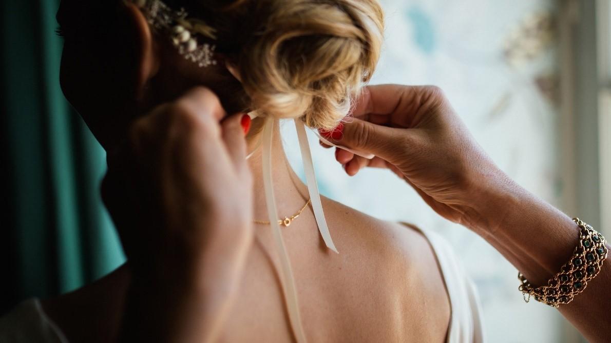 penteados para casamento a noite convidada