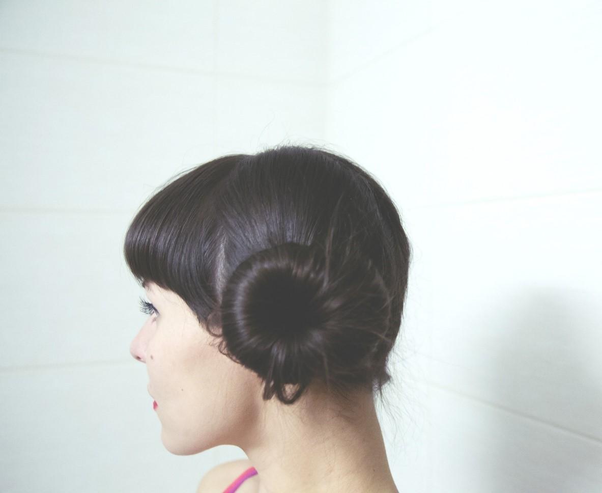 penteados para casamento a noite