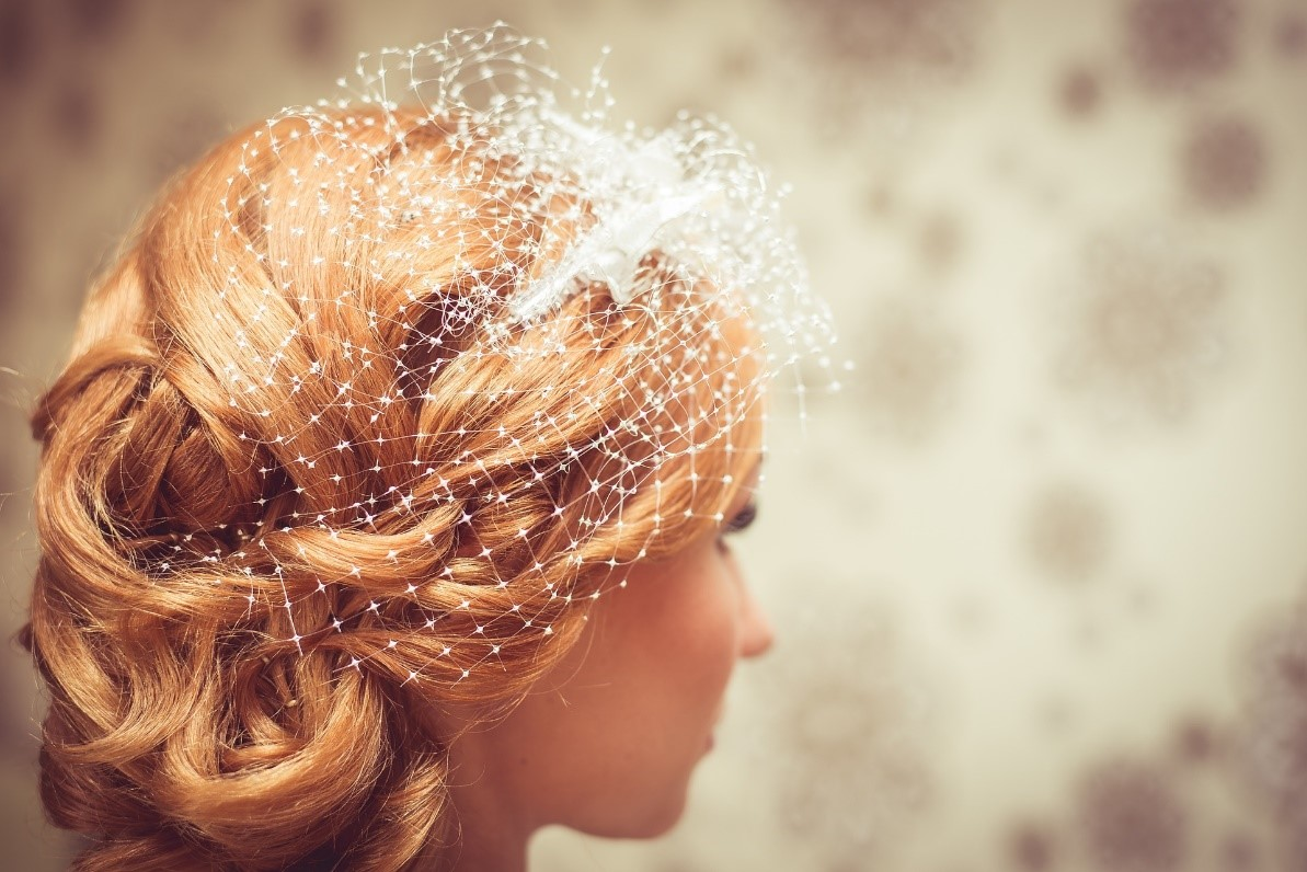 penteados para casamento afros
