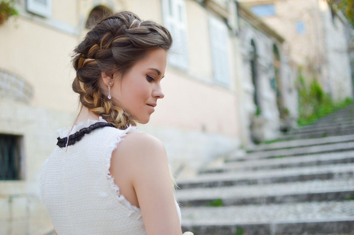 penteados para casamento na praia