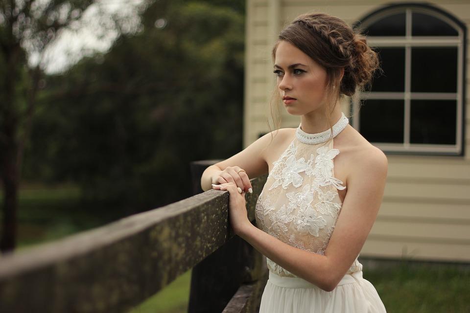 penteados para noivas baixinhas