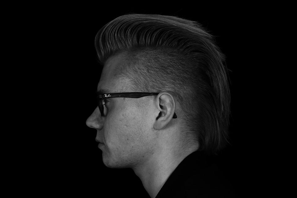 Penteados masculinos cabelo curto