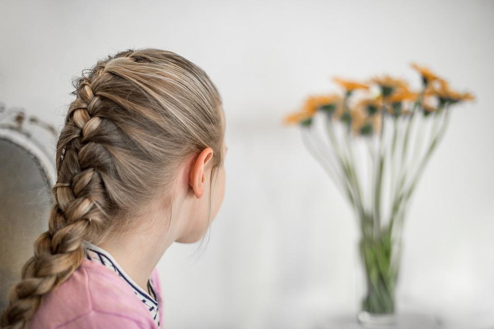 penteados cabelos lisos compridos